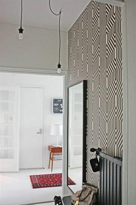 papier peint cuisine chantemur papier peint pour couloir comment faire le bon choix