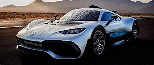 Mercedes-AMG Project One Shines in New Wallpaper Gallery