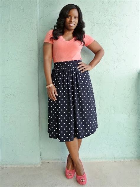 Summer+work+outfit+curvy+chic+forever+21+midi+skirt+wearing+a+midi+skirt+how+to+dress+up+a+t ...