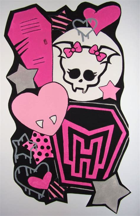 images  monster high theme cake ideas