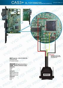 How Vvdi Prog Work On Bmw Cas2 Cas 3  Cas4 Ews4