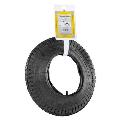 chambre a air diable pneu de brouette chambre à air diamètre 400mm haemmerlin