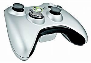 Xbox 360 controller icon silver by theedarkhorse on DeviantArt
