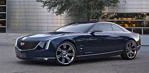 Cadillac Car : Escala Concept Car
