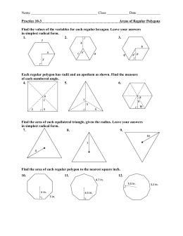 lesson    polygon angle sum theorems
