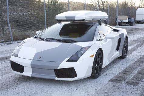 ultimate packline car roof boxes   lamborghini