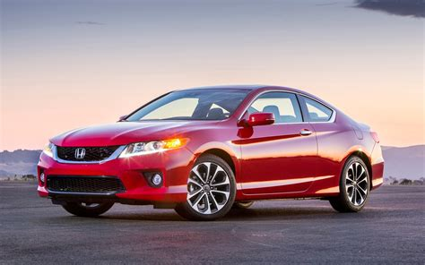 Red Honda Accord Landscape Wallpaper Hd #11457 Wallpaper