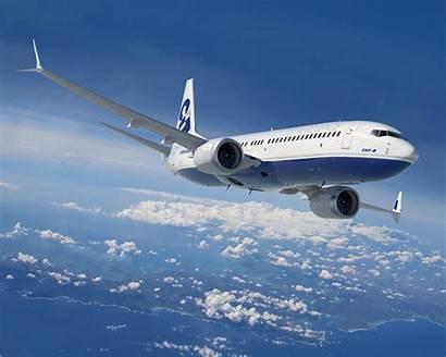 Boeing Avion Dans Sans Une Pilote Vols