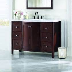 Glacier Bay Bath Vanity Tops by Home Decorators Collection Madeline 48 In Vanity In