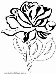 Blumen Zum Ausdrucken : ausmalbilder blumen kostenlos malvorlagen zum ausdrucken page 7 sur 10 ~ Watch28wear.com Haus und Dekorationen