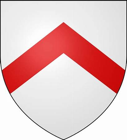 Chevron Insignia Svg Gules Number Arms Heraldry