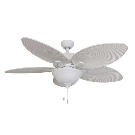 home depot ceiling fan blades sahara fans tortola 52 in white ceiling fan 10059 the