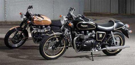 Bonneville Y Triumph, Un Tándem De Leyenda