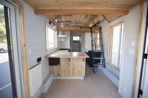 wine country custom tiny home tiny house sale