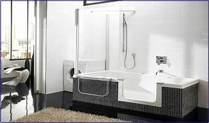 Badewanne Und Dusche In Einem : dusche und badewanne in einem hauptdesign ~ Michelbontemps.com Haus und Dekorationen