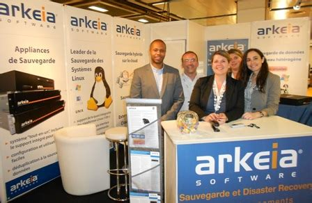 Frédéric Renard, Arkeia Software : vers une sauvegarde ...