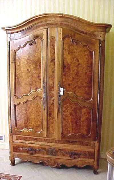 French Antique Armoire Story  Meeting Room Chairs