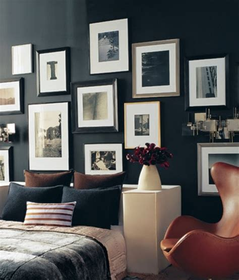 of hanging pictures on the wall wall photo display