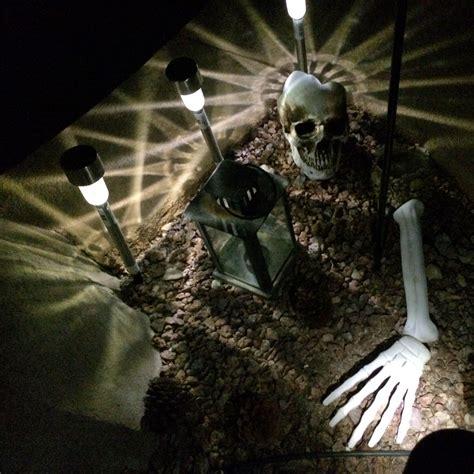 Backyard Skulls by Homedecoration Skulls Skeleton Backyard My
