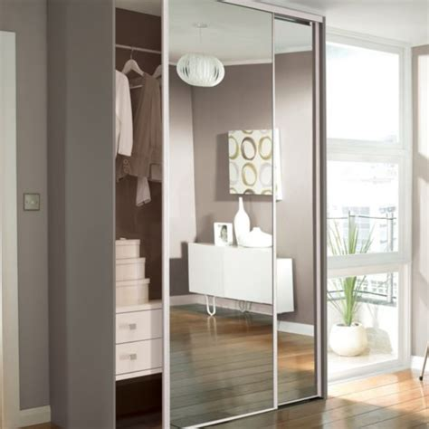 mirror sliding closet doors sliding doors for luxury bedroom design