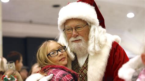 Santa Claus is coming to town for socially distanced visits