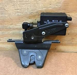 Bmw E39 540i Trunk Lid Lock Latch Catch Actuator Motor