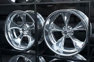 SEMA 2013: Wheel Pros Has Hot Wheels For Hot Rods And Cool