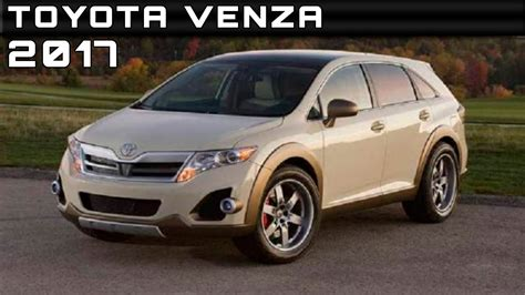 toyota venza review rendered price specs release date
