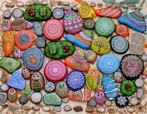 Steine Bemalen Vorlagen : 1001 ideen f r steine bemalen dekoration f r zuhause oder nur zum spa ~ Eleganceandgraceweddings.com Haus und Dekorationen