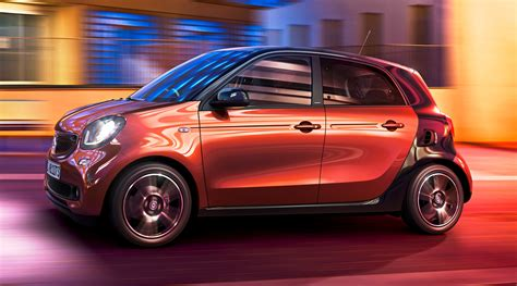 Smart : 2015 Smart Fortwo And Forfour