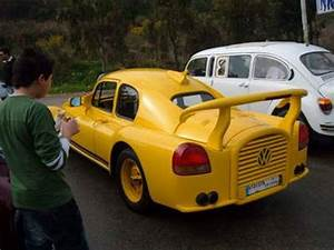 Volkswagen Beetle Impersonating A Porsche 911 Is Downright