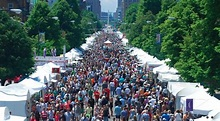 57th Annual Allentown Art Festival – Buffalo Rising