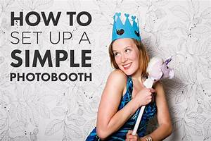 How To Create A Simple Photo Booth