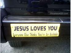 Funny Car Bumper Stickers Source My Car Blog