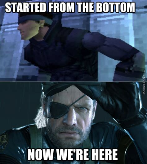 Mgs Memes - metal gear solid 1998 2014 by bakoahmed meme center