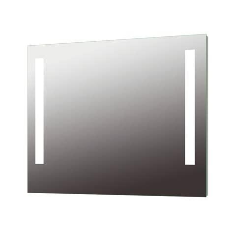 spiegel mit integrierter beleuchtung treos serie 604 spiegel mit integrierter beleuchtung 100x80cm