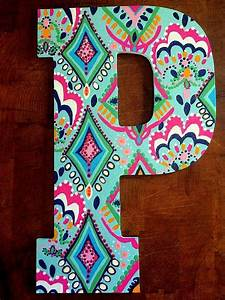 best 25 paint wooden letters ideas on pinterest painted With wooden greek letters painted