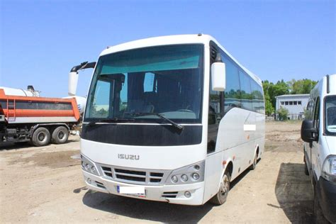 Isuzu Turquoise Coach Buses For Sale, Tourist Bus, Tourist