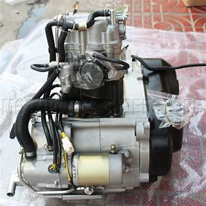 New Cf250 Go Kart Dune Buggy Engine Motor Water Cooled Fit 250cc Go Cart Parts