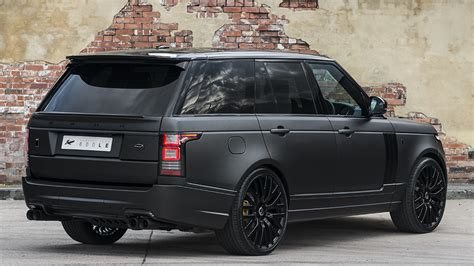 range rover tunes  project kahn carscoops