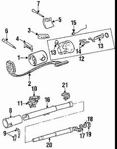 Exploded View For The 1990 Jeep Xj