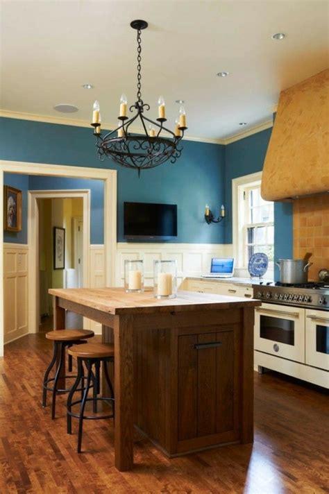 Wandgestaltung In Der Küche Ideen Mit Farben Trendomatcom