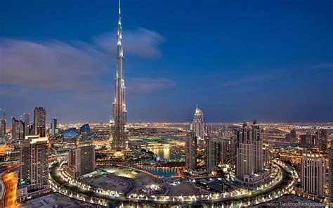 Dubai City Wallpapers - Wallpaper Cave