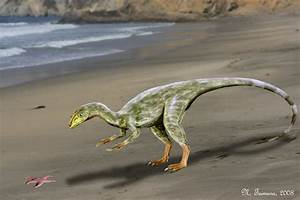 Compsognathus by NTamura on DeviantArt