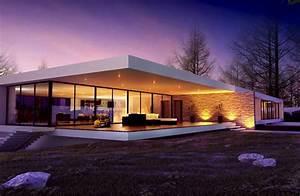 Casa Minimalista Moderna: 20 Foto di Ville da Sogno ...
