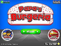 jeux de cuisine papa cupcakeria papa s burgeria un des jeux en ligne gratuit sur jeux jeu fr