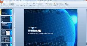 4 Examples of Awesome Professional PowerPoint Templates ...