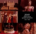 Joan of the Tower, Queen of Scots. Daughter of Edward II ...
