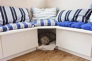 Sitzbank Esszimmer Ikea : wir bauen ein haus ikea hack tutorial essecke garten pinterest platzsparende m bel ~ Orissabook.com Haus und Dekorationen