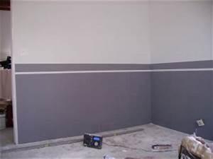 papier peint cuisine ouverte a saint paul artisan With conseil pour peindre un mur 12 le papier peint conseil decoration pose de papier
